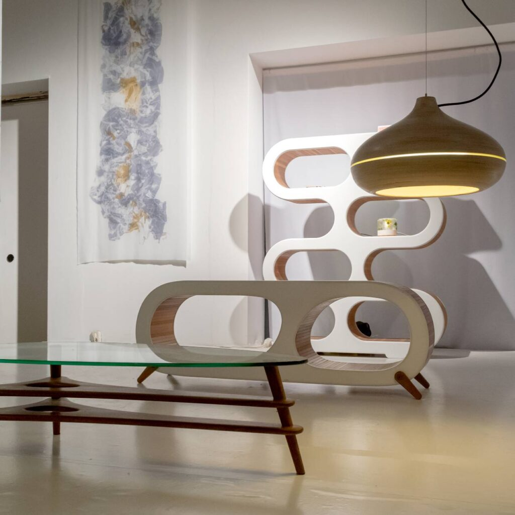 studio dille thomas showing off on the Dutch Design Week