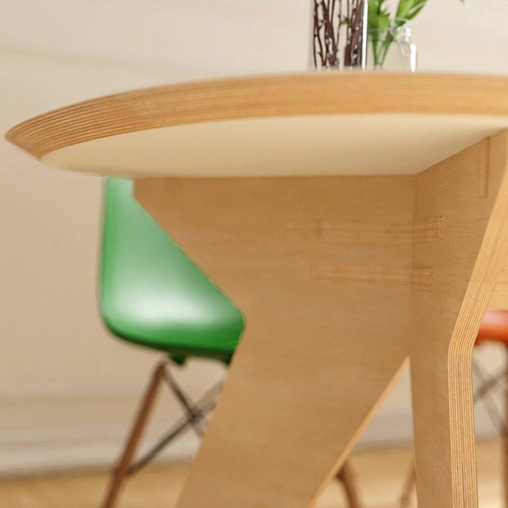 Design table plywood